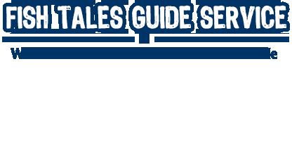 Fish Tales Guide Service Logo